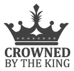 Crowned by the King